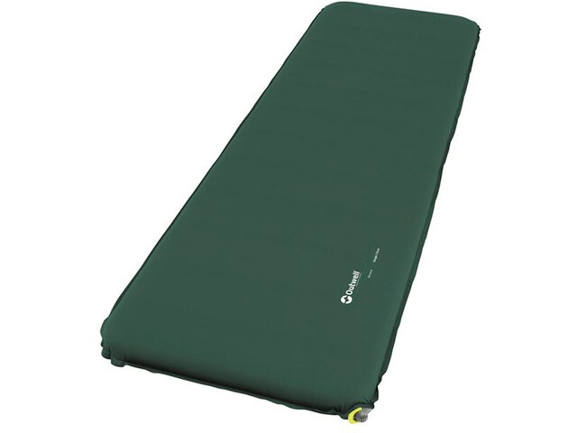 Outwell Nirvana Single Thermo Mat 7,5cm, dark green